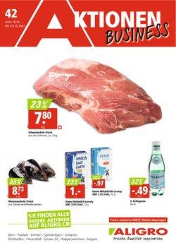 Angebote vonSupermärkte im Aligro Prospekt ( 2 Tage übrig)