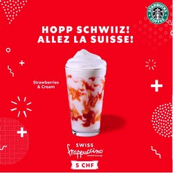 Angebote vonRestaurants im Starbucks Prospekt ( 10 Tage übrig)