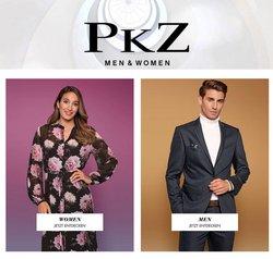 Angebote vonPKZ im PKZ Prospekt ( 15 Tage übrig)