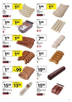 Angebote von Salami in Prodega