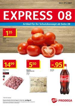 Angebote von Gemüse in Prodega