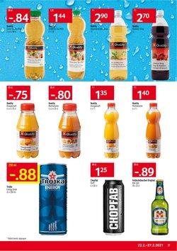 Angebote von Bier in Prodega