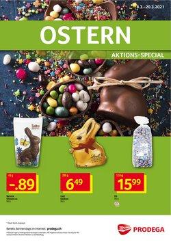 Angebote von Milch in Prodega