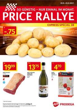 Angebote vonProdega im Prodega Prospekt ( 6 Tage übrig)