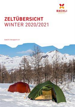Bächli Bergsport Katalog in Basel ( Läuft morgen ab )