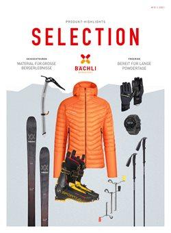 Bächli Bergsport Katalog ( Gestern veröffentlicht )