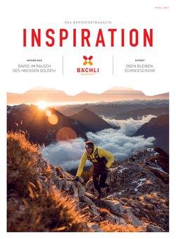Angebote vonSport im Bächli Bergsport Prospekt ( Gestern veröffentlicht)