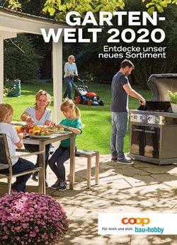 Coop Bau+Hobby Katalog in Oberwil ( Mehr als 30 Tage )