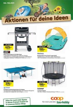 Angebote vonBaumärkte & Gartencenter im Coop Bau+Hobby Prospekt ( 4 Tage übrig)