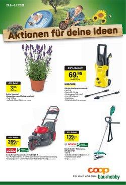 Angebote vonBaumärkte & Gartencenter im Coop Bau+Hobby Prospekt ( 9 Tage übrig)