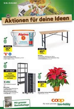 Angebote vonBaumärkte & Gartencenter im Coop Bau+Hobby Prospekt ( 2 Tage übrig)