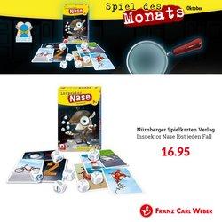 Angebote vonSpielzeug & Baby im Franz Carl Weber Prospekt ( 13 Tage übrig)