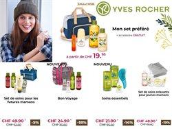 Angebote von Drogerien & Schönheit im Yves Rocher Prospekt in Lausanne ( 2 Tage übrig )
