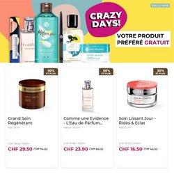 Angebote vonYves Rocher im Yves Rocher Prospekt ( 8 Tage übrig)
