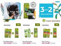 Angebote vonYves Rocher im Yves Rocher Prospekt ( 9 Tage übrig)