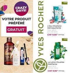 Angebote vonYves Rocher im Yves Rocher Prospekt ( 12 Tage übrig)
