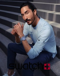 Angebote vonSwatch im Swatch Prospekt ( Mehr als 30 Tage)