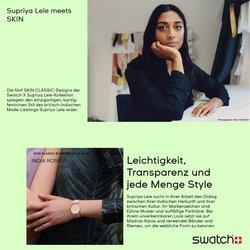 Angebote vonSwatch im Swatch Prospekt ( 14 Tage übrig)