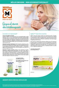 Angebote von Drogerien & Schönheit im Müller Prospekt in Bern ( 5 Tage übrig )