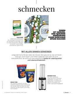 Angebote von Tee in Müller