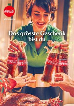 Angebote von Coca-Cola in SPAR