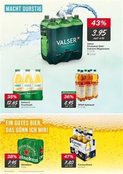 Angebote von Bier in SPAR