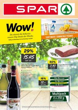 Angebote vonSupermärkte im SPAR Prospekt ( 6 Tage übrig)