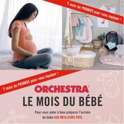 Angebote vonSpielzeug & Baby im Orchestra Prospekt ( Gestern veröffentlicht)