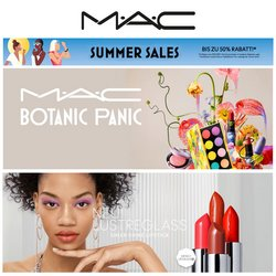 Angebote vonDrogerien & Schönheit im MAC Cosmetics Prospekt ( Läuft heute ab)