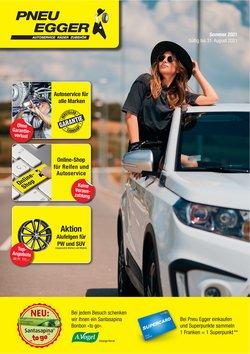 Angebote vonAuto, Motorrad & Werkstatt im Pneu Egger Prospekt ( Mehr als 30 Tage)