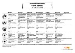 Coop Restaurant Katalog ( Abgelaufen )