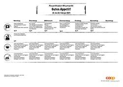 Angebote von Restaurants im Coop Restaurant Prospekt in Lausanne ( Läuft morgen ab )