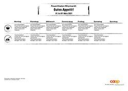 Coop Restaurant Katalog ( 2 Tage übrig )