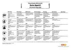 Angebote vonRestaurants im Coop Restaurant Prospekt ( Läuft heute ab)