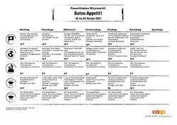 Angebote vonRestaurants im Coop Restaurant Prospekt ( 3 Tage übrig)