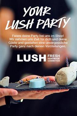 Lush Katalog ( 6 Tage übrig )