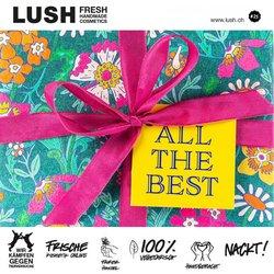 Angebote vonLush im Lush Prospekt ( Läuft morgen ab)