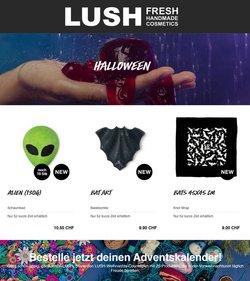 Angebote vonDrogerien & Schönheit im Lush Prospekt ( 18 Tage übrig)