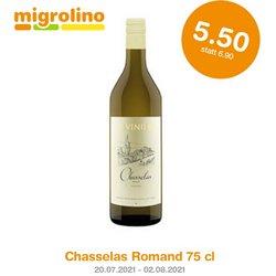 Angebote vonMigrolino im Migrolino Prospekt ( Läuft morgen ab)