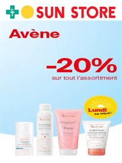 Angebote von Drogerien & Schönheit im Sun Store Prospekt in Lausanne ( 3 Tage übrig )