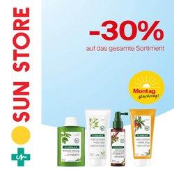 Angebote vonDrogerien & Schönheit im Sun Store Prospekt ( Läuft morgen ab)