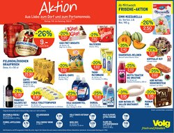 Angebote vonSupermärkte im Volg Prospekt ( 4 Tage übrig)