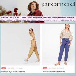 Angebote vonPromod im Promod Prospekt ( 3 Tage übrig)