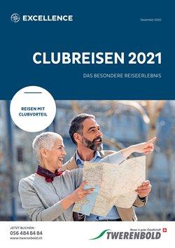 Angebote von Reisen & Freizeit im Twerenbold Prospekt in Bern ( Mehr als 30 Tage )