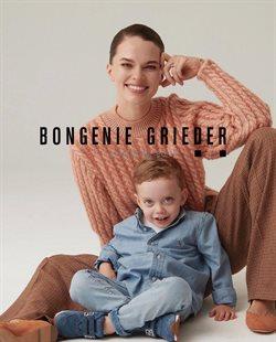 Bongénie Grieder Katalog ( 19 Tage übrig )