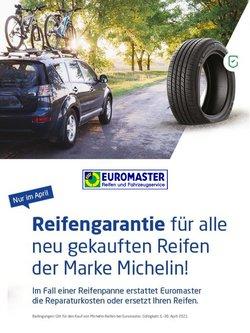 Euromaster Katalog ( Neu )
