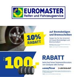 Angebote vonAuto, Motorrad & Werkstatt im Euromaster Prospekt ( 2 Tage übrig)
