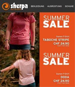 Angebote vonSherpa Outdoor im Sherpa Outdoor Prospekt ( Abgelaufen)