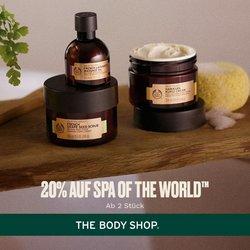 Angebote vonThe Body Shop im The Body Shop Prospekt ( 4 Tage übrig)