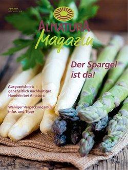 Alnatura Katalog ( 17 Tage übrig )